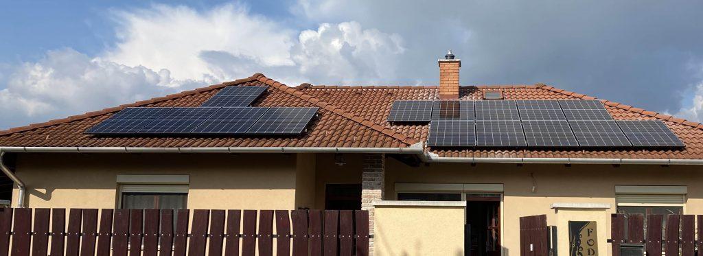 a1 solar- longi napelemes rendszer