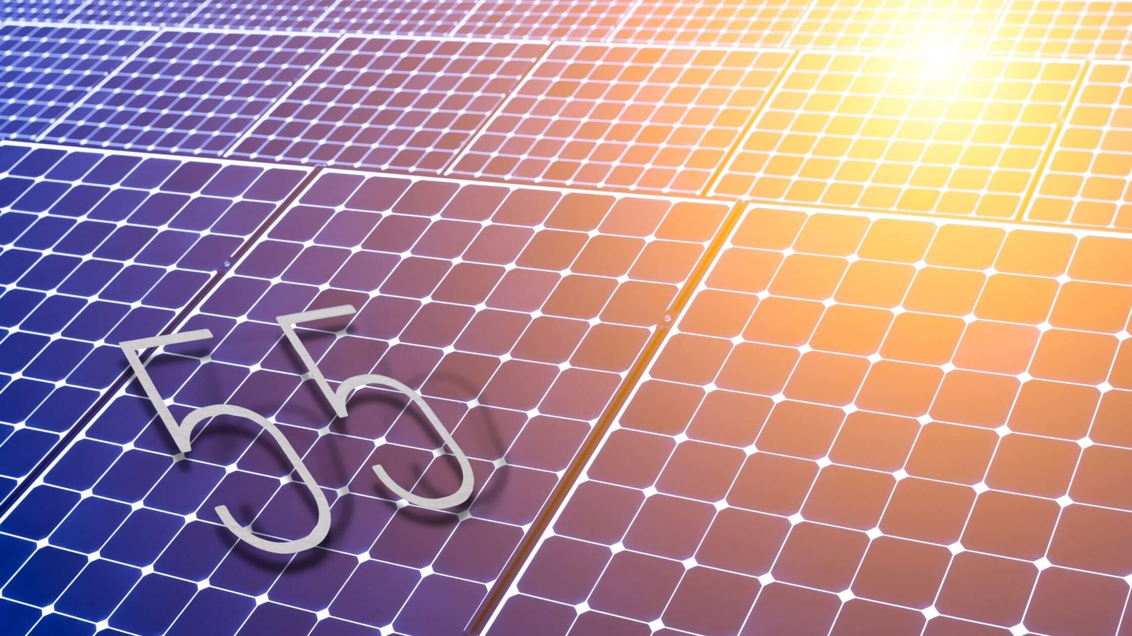 a1 solar-Fit for 55