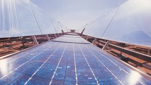 megújulóenergia -napelem